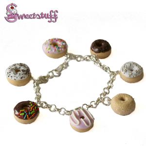 donut armband snoepsieraden