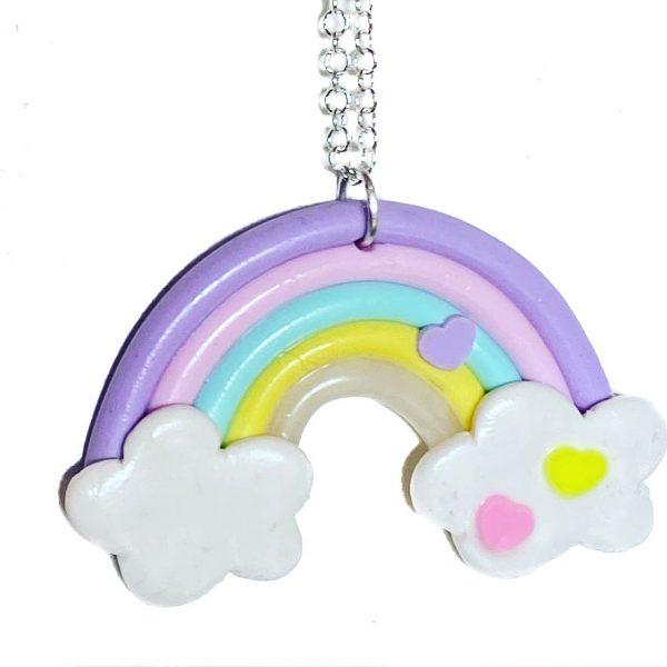 regenboog ketting kinderen